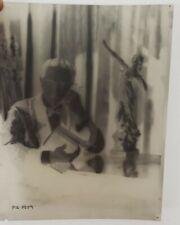 Horst P Horst portrait original 8x10 negative.. Museum piece