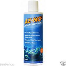 AZ-NO3 Nitrate Eliminator 240mL Absolute Zero Nitrates Reef Safe FREE USA SHIP!