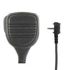 Waterproof Speaker Mic for Vertex Single-Pin Two-Way Radios EVX-539, VX-459