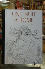 Une nuit à Rome Tirage de tête  de Jim, 220 ex avec ex libris