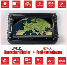 av8v2 : Autoradio Android 5.1 VW Golf Passat Seat Skoda Navi Sygic Bluetooth USB