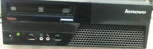 Lenovo ThinkCentre M58p Computer MT-M 6137-CT1 3Ghz Windows XP 32bit 2 serial