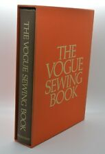 The Vogue Sewing Book Patricia Perry 1970 Hardcover Slipcase  *FIRST EDITION*