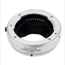 Electronic Auto Focus Lens Adapter Mount for Olympus PEN Panasonic Lumix G M4/3