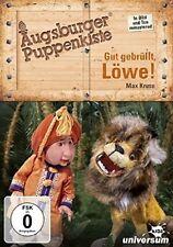 AUGSBURGER PUPPENKISTE - KOMMT EIN LÖWE GEFLOGEN   DVD NEU