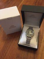 NEW MODEL*** Orient 3 Star Black Herren Damen Automatic Watch Automatik Uhr