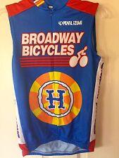 "Pearl Izumi Cycling Bike Jersey ""Broadway Bicycles"" Tucson Arizona Adult Small"
