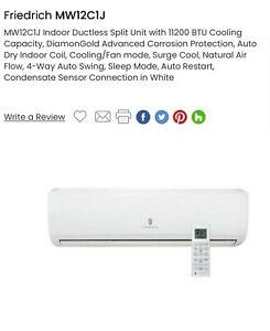Friedrich Ductless Split Air Conditioner