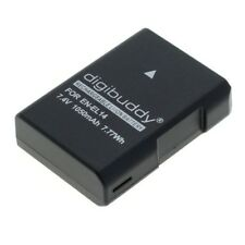 digibuddy Akku kompatibel zu Nikon EN-EL14 / EN-EL14a Li-Ion - neueste Version