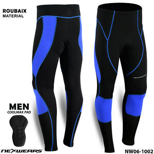 Men Cycling Trouser Thermal Winter Pants Tights Bike Bicycle Windproof Legging