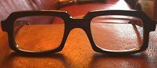 Vintage Prestige Black Frame Sunglasses Rare (Amazing Frames)