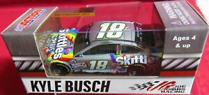 KYLE BUSCH, BRAND NEW 1/64 ACTION 2020, #18, SKITTLES ZOMBIE