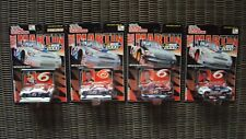 """Lot of 4 dif - 2000 Mark Martin #6 """" VALVOLINE EAGLE ONE """" 1/64 Racing Champions"""