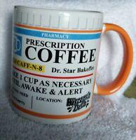 Prescription Coffee Mug RX Pharmacy 12 Ounce Wisconsin Dells by My Cafe