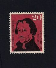 GERMAN STAMP 1960 The 400th Anniv. of the Death-PHILIPP MELANCHTHON USED (A)