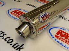 Honda CBR400 GULL ARM stainless round ROAD LEGAL Performance Motorbike Exhaust