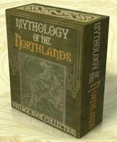MYTHOLOGY of the NORTH 200 vintage books on DVD Norse Vikings Teuton Odin Sagas