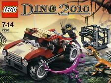 Lego Dino 7296 Dino 4WD Trapper  NEW Sealed Ships WORLD WIDE