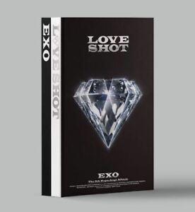 EXO - 5th Album Repackage [LOVE SHOT]