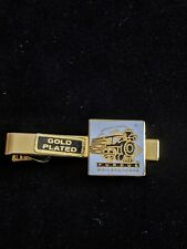 Purdue Bookmakers Gold Plated Train Tie Clip Tack