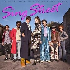Sing Street Soundtrack Various Artists Original CD 0600753688885