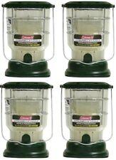 4 ea Coleman 7708 40 Hour Burn Time Mosquito Repellent Citronella Candle