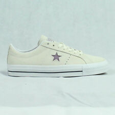 e5564cb2ce1 Converse One Star Pro Ox Trainers Shoe in Cream Soft Pink in UK size 6