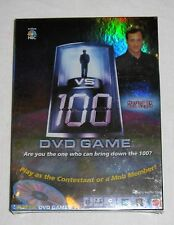 1 VS 100 DVD GAME - MATTEL 2007 -  BRAND NEW SEALED