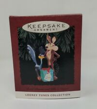 Hallmark Keepsake 1994 Road Runner and Wile E Coyote Looney Tunes Collection