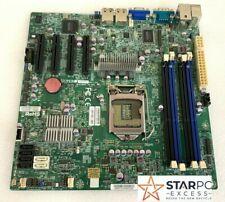 Supermicro X9SCM-F Intel LGA1155 Socket MicroATX Desktop Motherboard