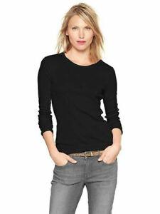 Cotton T-shirt Value Weight Long Sleeve Slim Fit T-Shirt