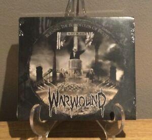 Warwound Burning The Blindfolds Of Bigots CD Hardcore Punk