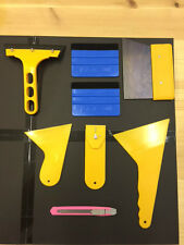 PECKHAM TRADING UK 8 Pieces Pro Tools Set For Car Professional  Wrapping