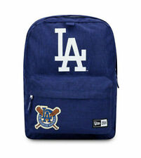Los Angeles Dodgers BACKPACK New Era Heritage Patch Stadium Backpack - BLUE