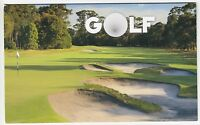 2011 STAMP PACK 'GOLF'- WITH STAMPS, STRIP & MINI SHEET MINT MNH
