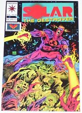 Solar Man of the Atom #34 from June 1994 VF- to VF+
