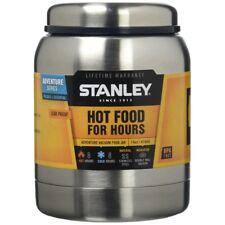 Stanley Vacuum Insulated Stainless Steel Adventure Food Jar Silver - 414ml