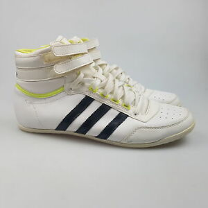Women's ADIDAS 'Concord Round Mid' Sz 9 US Shoes White VGCon   3+ Extra 10% Off