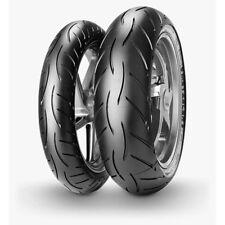 Motorcycle Tyres Metzeler Sportec M5 120/70/ZR17 & 180/55/ZR17 Pair Deal