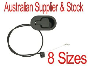 Black Metal Recliner Chair, Sofa Handle Lever and Release Cable Set Brand New