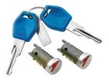 V PARTS Juego kit cerraduras llaves cerrajas   PIAGGIO VELOFAX 50 (1996-1999)