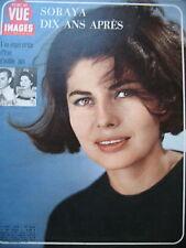 POINT DE VUE N° 1034 IRAN TEHERAN 10 ANS APRES PRINCESSE SORAYA ESFANDIARY 1968