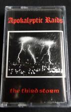 APOKALYPTIC RAIDS - The Third Storm, Tape