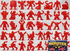 Monster In My Pocket - Series 1 - Red