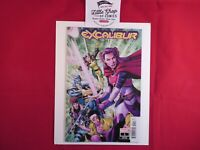 Excalibur #1 (2019) NM Mckone Variant 1:50 see photos