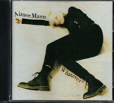 AIMEE MANN - Whatever - CD Album