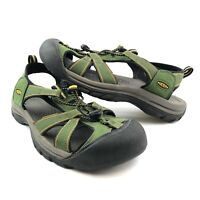 Keen Newport H2 Waterproof Hiking Fisherman Sandals Green Mens US 11   UK 8.5