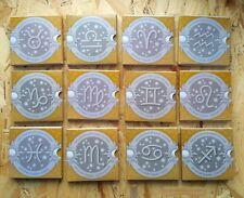 Set All 12 Coins Child Zodiac Ukraine 2014-2015 Silver 2 UAH Souvenire Packing