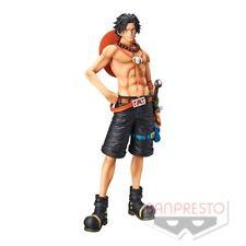 One Piece Grandista THE GRANDLINE MEN Portgas D Ace Figure Banpresto