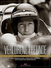 Verlorene Rennfahrer Rindt Senna Bellof Clark Siffert Stommelen Cevert Buch book